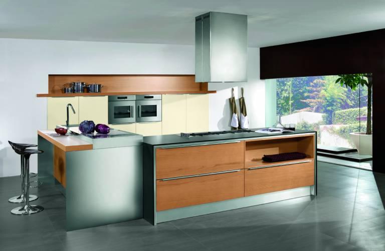 Cucina moderna diva arredo 3 vendita di cucine a roma for Arredo cucina moderna