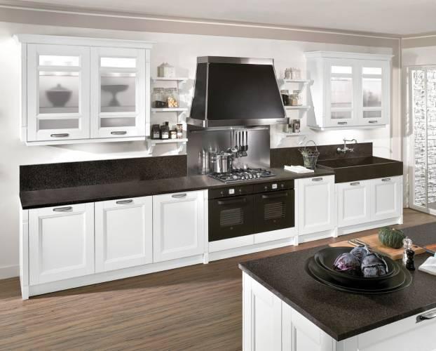 Cucina classica gioiosa arredo3 vendita di cucine a roma - Cucine classiche arredo 3 ...