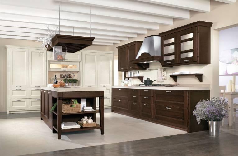 Cucina classica gioiosa arredo3 vendita di cucine a roma - Arredo cucina classica ...
