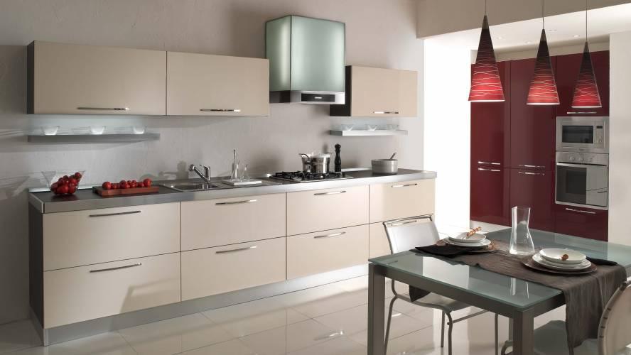 Cucine Moderne Nere Lucide Angolari ~ Ispirazione design casa