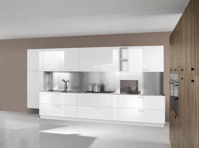 Cucina moderna petra arredo 3 vendita di cucine a roma - Piastrella bianca lucida ...