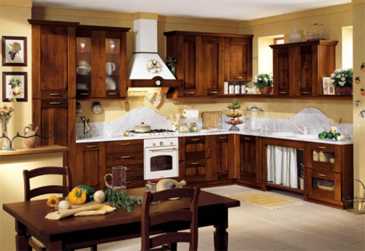 Cucine classica agnese arredo 3 vendita di cucine a roma - Immagini di cucine classiche ...