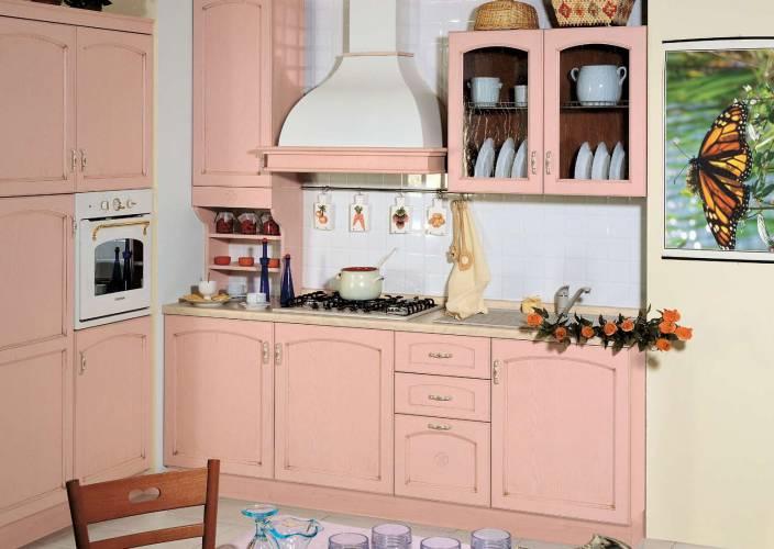 Cucine Colore Verde Salvia: Arredare pareti della cucina una con il disegno.