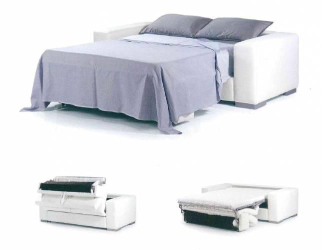 Divano trasformabile sidney vendita di divani a roma for Divano trasformabile