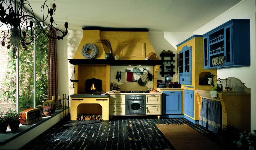 Cucina in muratura sogno vendita di cucine a roma - Cucine da sogno ...