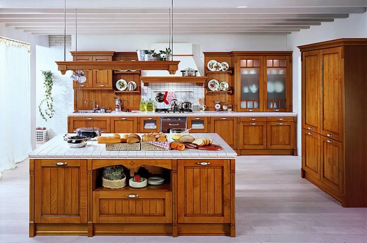 Cucina classica virginia arredo 3 vendita di cucine a roma - Arredo cucina classica ...