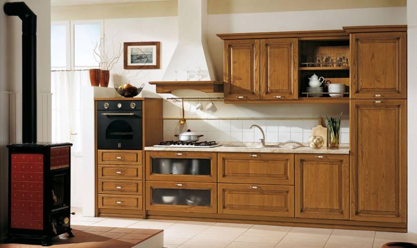 Cucina classica diana arredo3 vendita di cucine a roma - Cucine classiche roma ...
