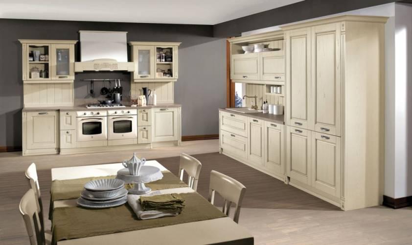 Cucina classica verona arredo3 vendita di cucine a roma - Cucine classiche avorio ...
