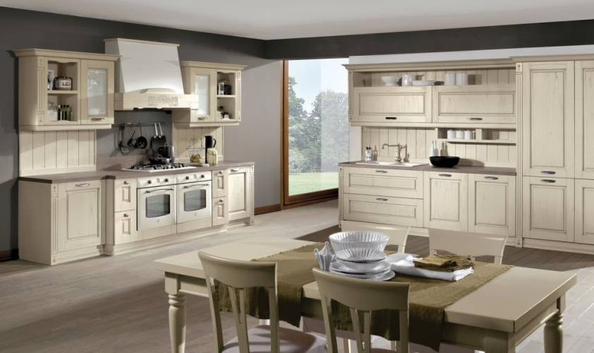 Cucine Economiche Country.My New Old Life Country Kitchen La Cucina Economica Blocchi
