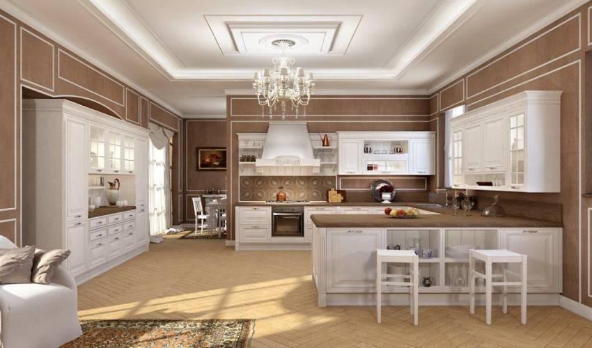 Cucina classica viktoria arredo3 vendita di cucine a roma for Mobili arredo cucina
