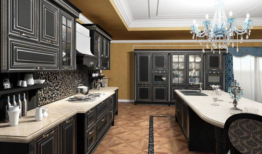 Camere Da Letto Neoclassiche : Cucina classica quot viktoria arredo vendita di cucine a roma
