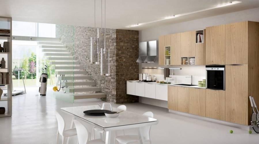 Cucina moderna new asia arredo3 vendita di cucine a roma for Cucina moderna arredamento