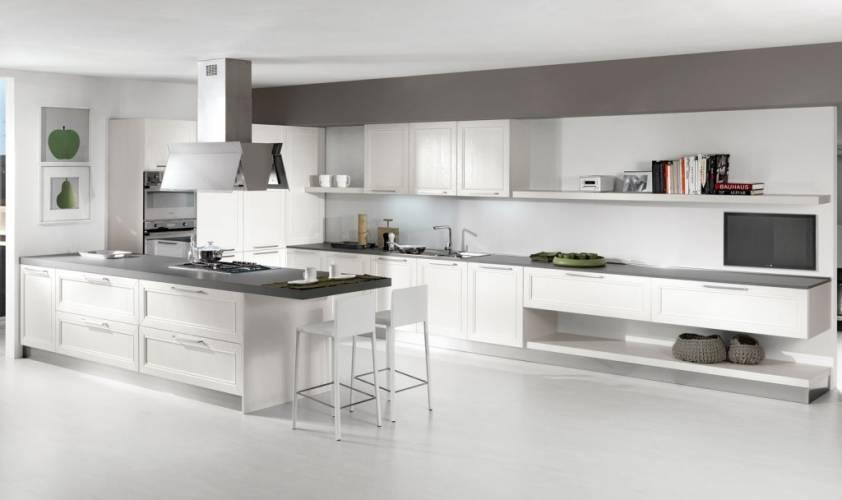 """Cucina moderna """"itaca"""" arredo3 vendita di cucine a roma"""