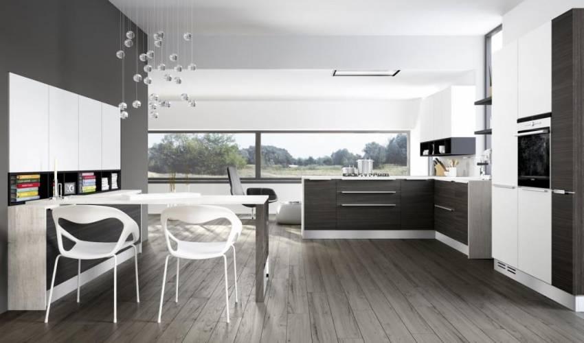 Cucina moderna duna diva arredo3 vendita di cucine a roma - Arredo tre cucine opinioni ...
