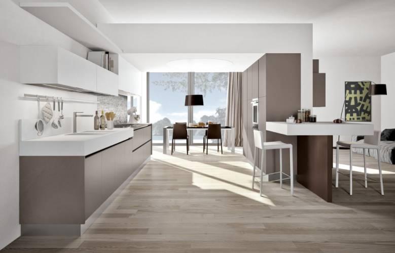Cucina moderna new plana arredo3 vendita di cucine a roma for Arredo cucina moderna