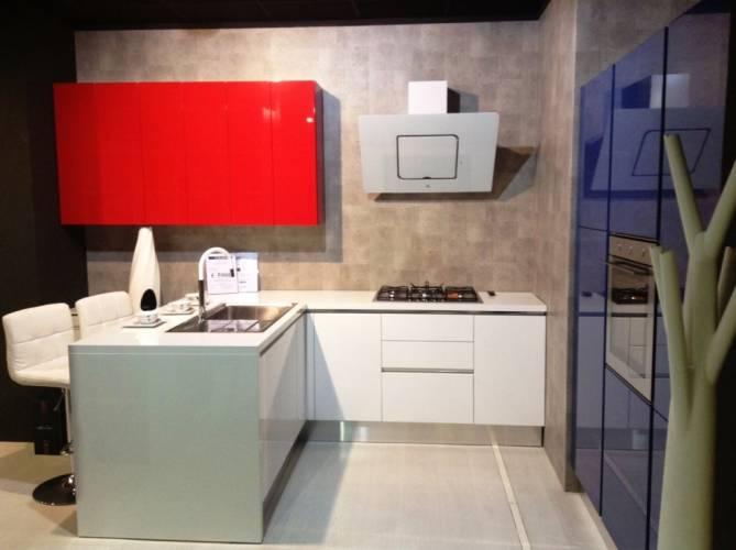 """Cucina """"Musa"""" offerta di mostra -50% vendita di Offerte di mostra a Roma"""