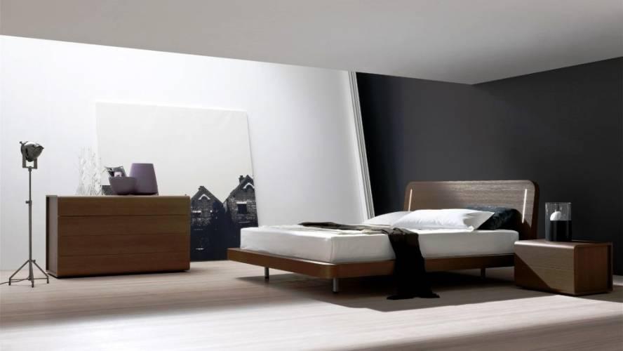 Letto moderno led vendita di letti a roma - Camere da letto complete offerte ...
