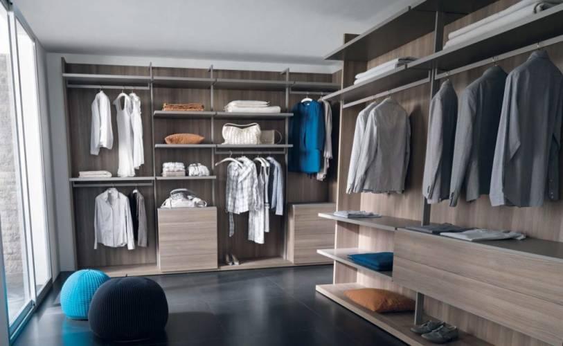 Cabina Armadio Economica Roma : Armadi per camerette e cabine armadio componibili clever