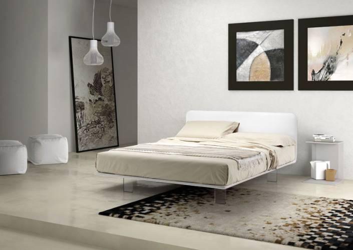 Letto moderno brillant vendita di letti a roma - Camere da letto offerte ...
