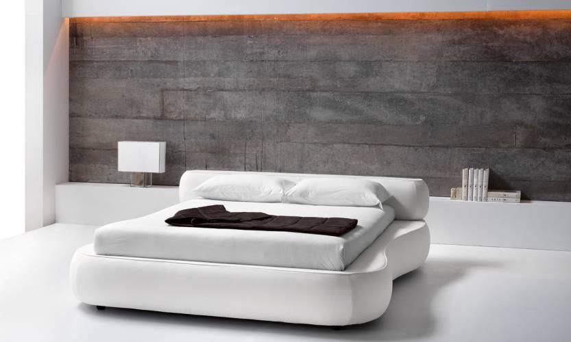 Letto moderno states vendita di letti a roma for Letti moderni design