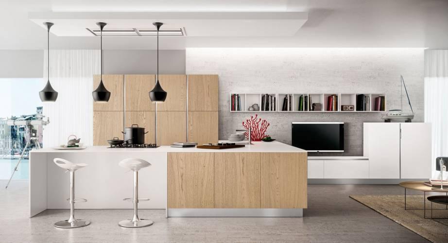 Forum Arredamento.it •help progettazione soggiorno con cucina a vista