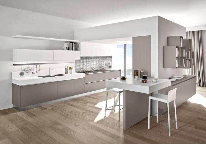 Cucina moderna plana arredo3 vendita di cucine a roma - Arredo3 cucine moderne ...