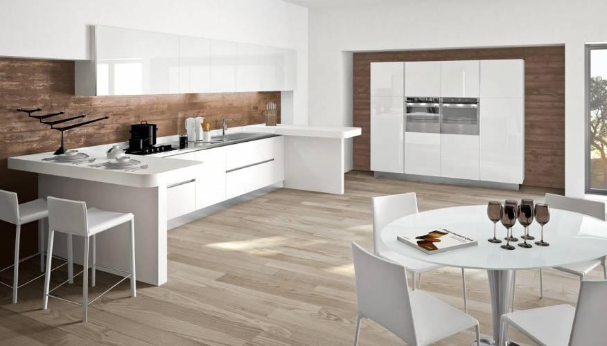 """Cucina moderna """"Plana"""" Arredo3 vendita di Cucine a Roma"""