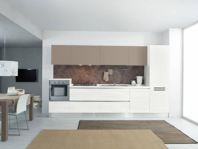 """Cucina moderna """"Galaxy 360"""" vendita di Cucine a Roma"""