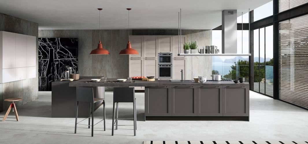 Cucina frame arredo3 vendita di cucine a roma - Arredo3 cucine moderne ...