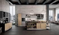 Cucina moderna industrial Asia-Factory Arredo3
