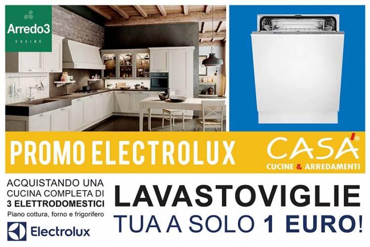Cucine Componibili Electrolux.Promozione Estate 2019 Lavastoviglie Electrolux Tua A Solo
